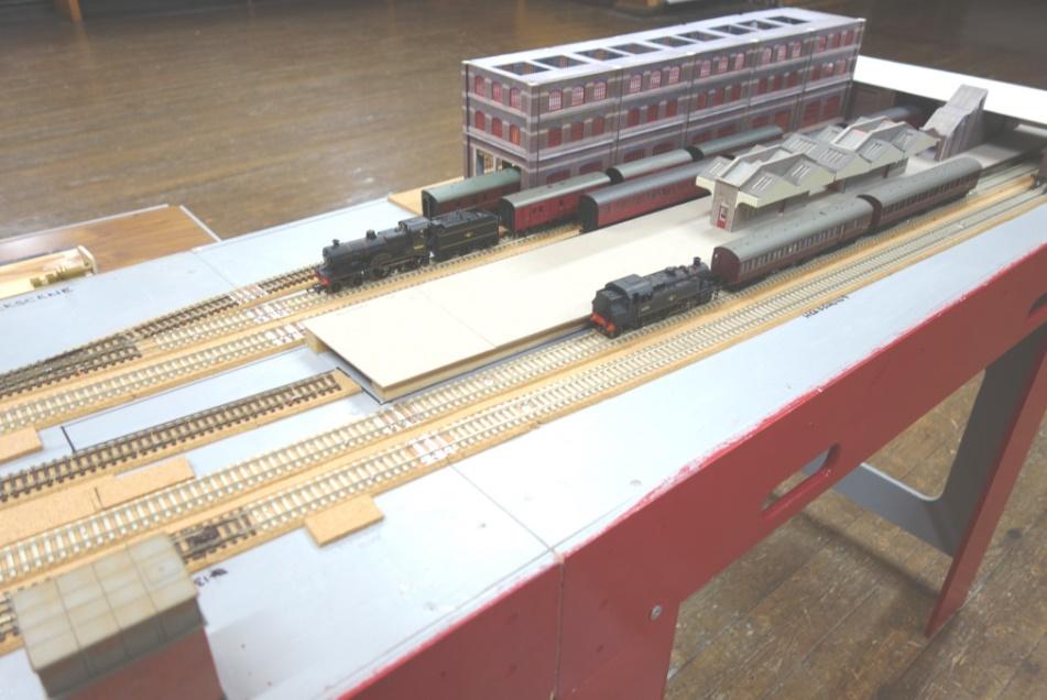 Station and Parcels Depot